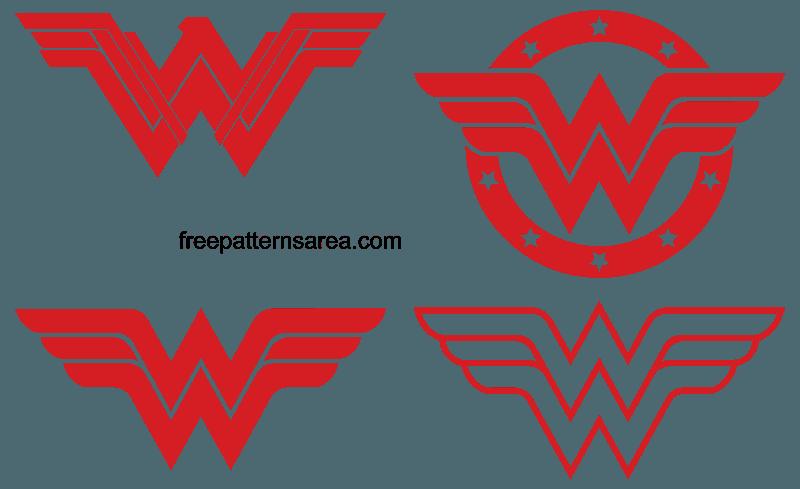 wonder woman logo svg #677, Download drawings