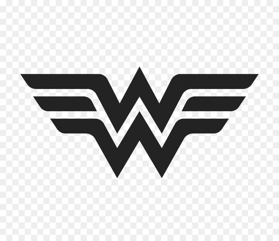 wonder woman logo svg #670, Download drawings
