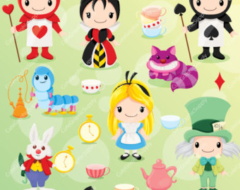 Wonderland clipart #12, Download drawings