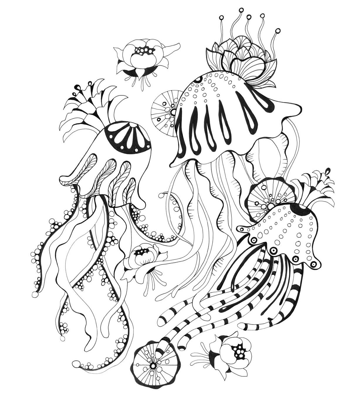 Wonderland coloring #13, Download drawings