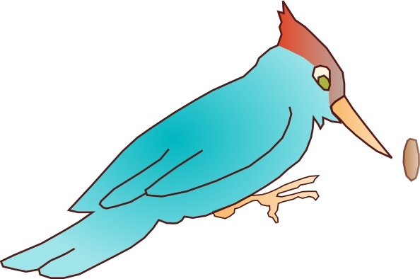 Woodpecker clipart #18, Download drawings