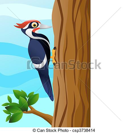 Woodpecker clipart #14, Download drawings