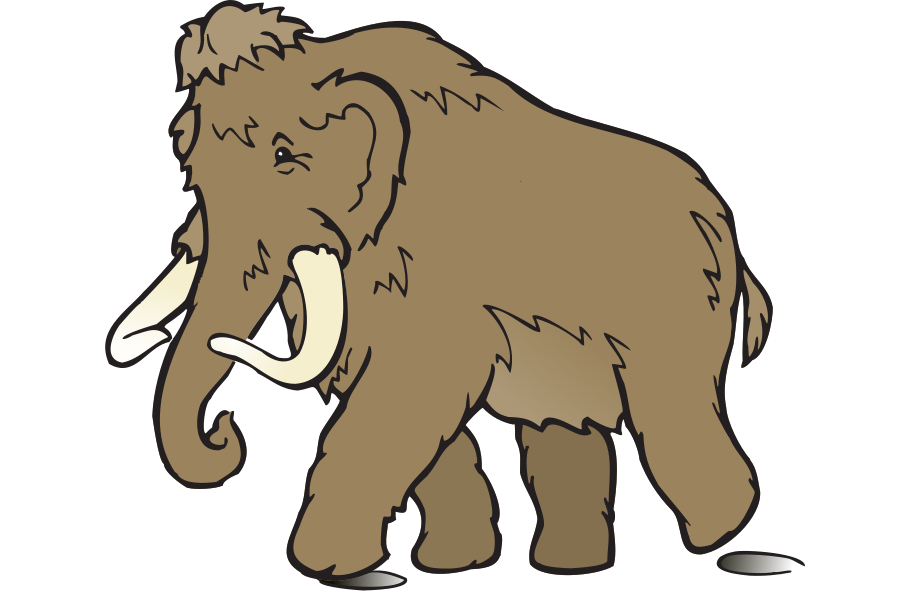Woolly Mammoth clipart #12, Download drawings