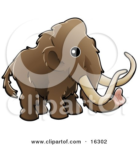 Woolly Mammoth clipart #8, Download drawings