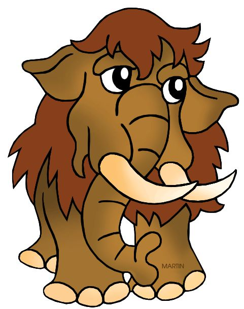 Woolly Mammoth clipart #20, Download drawings
