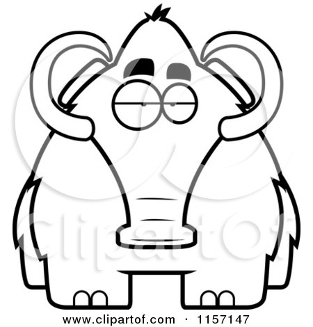 Woolly Mammoth clipart #17, Download drawings