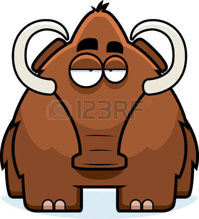Woolly Mammoth clipart #11, Download drawings