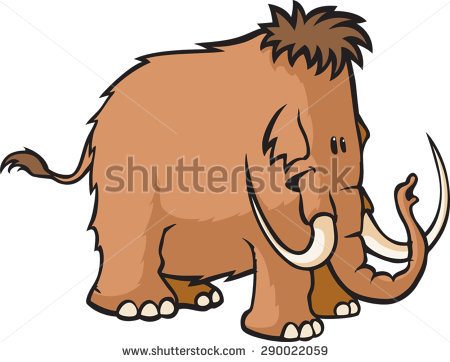 Woolly Mammoth clipart #7, Download drawings