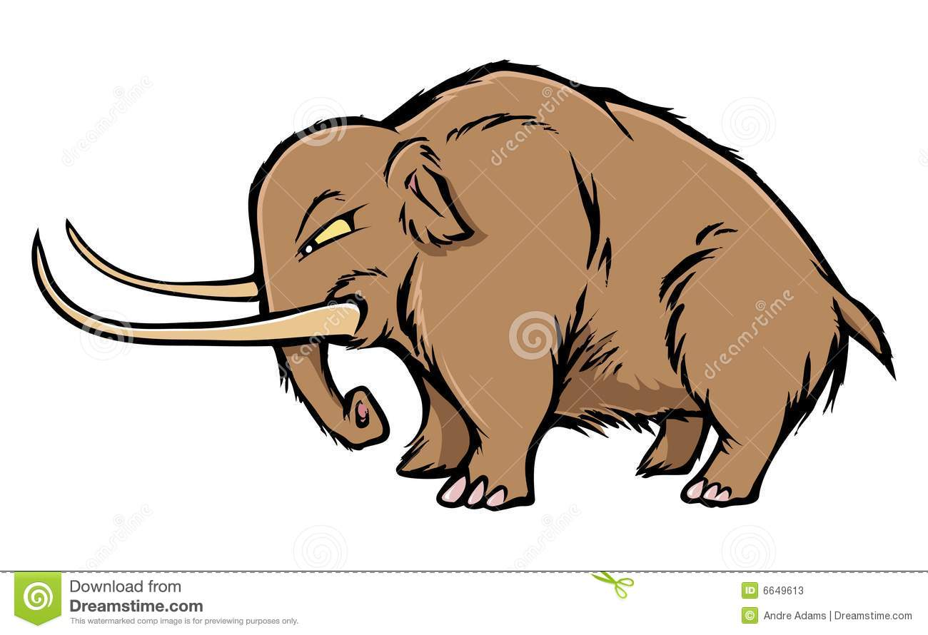 Woolly Mammoth clipart #6, Download drawings