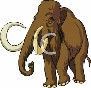 Woolly Mammoth clipart #10, Download drawings