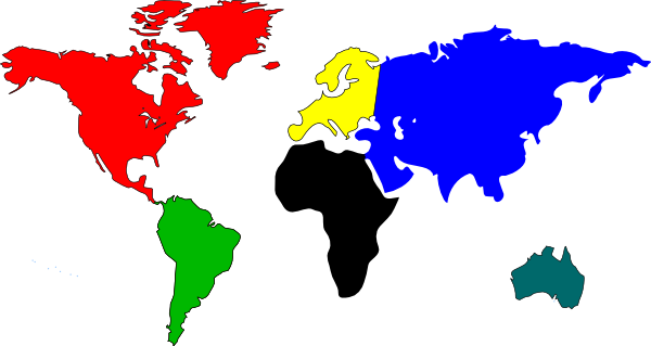 World Map clipart #5, Download drawings