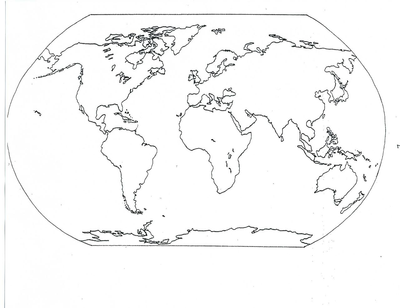 World Map coloring #4, Download drawings