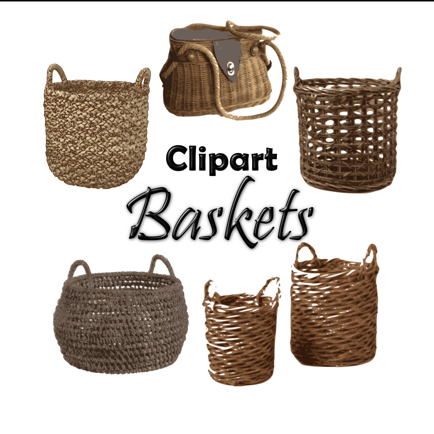 Woven clipart #9, Download drawings