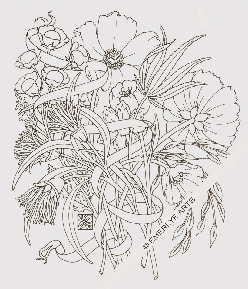 Cannabis coloring #4, Download drawings
