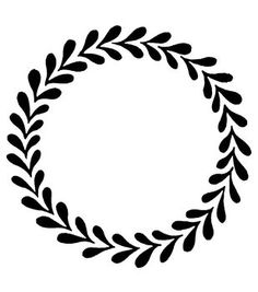 Wreath svg #8, Download drawings