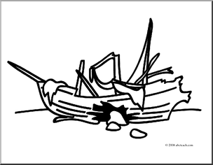 Wreck clipart #3, Download drawings