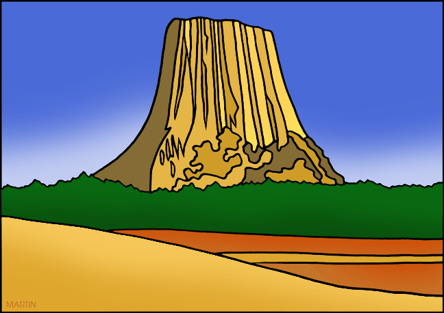 Wyoming clipart #18, Download drawings