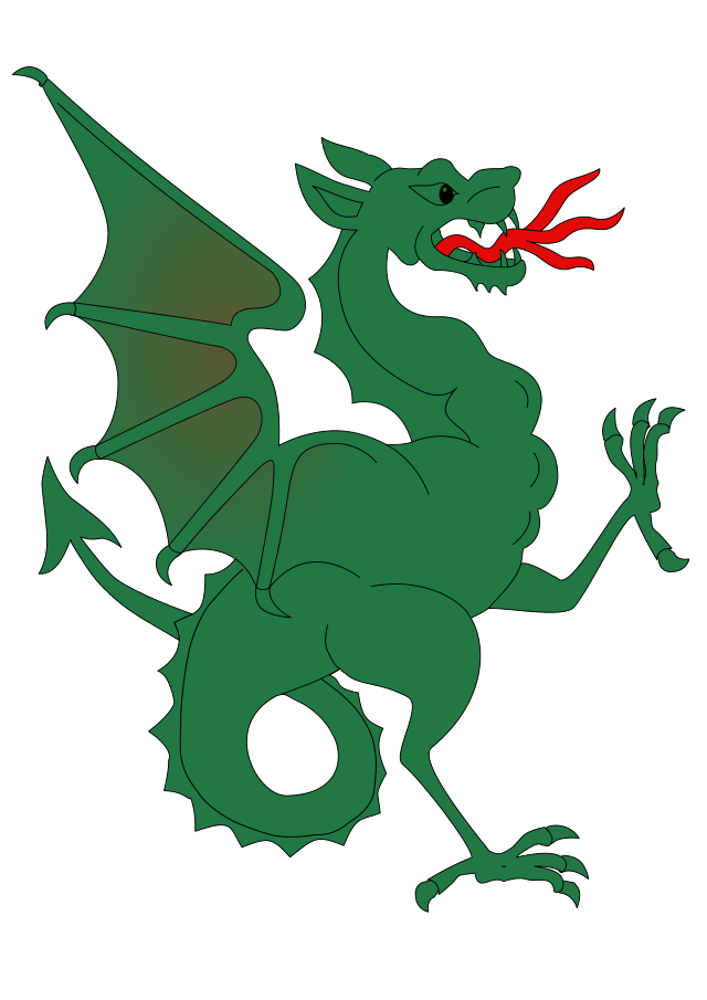 Wyrm svg #8, Download drawings