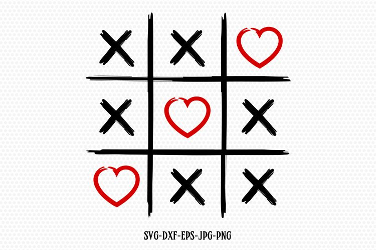tic tac toe svg #1019, Download drawings