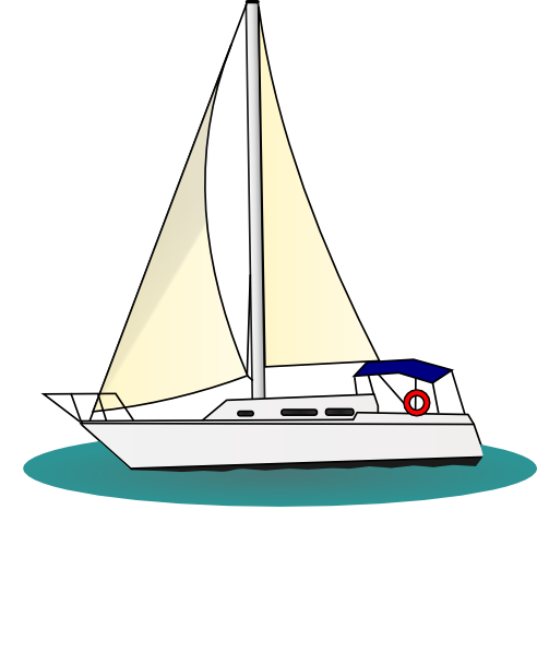 Yacht clipart #5, Download drawings