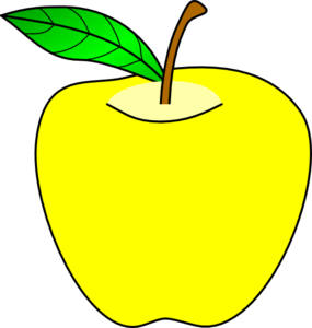 Yellow clipart #10, Download drawings