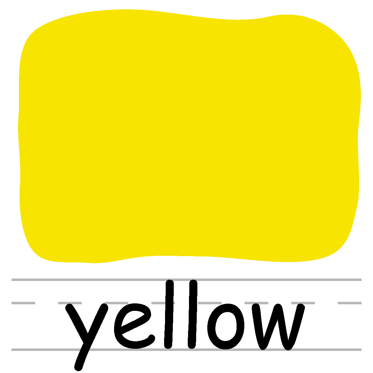 Yellow clipart #17, Download drawings