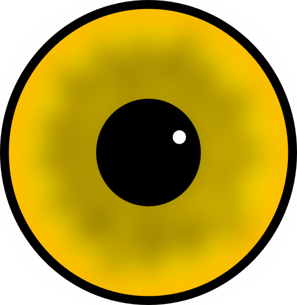 Yellow Eyes clipart #9, Download drawings