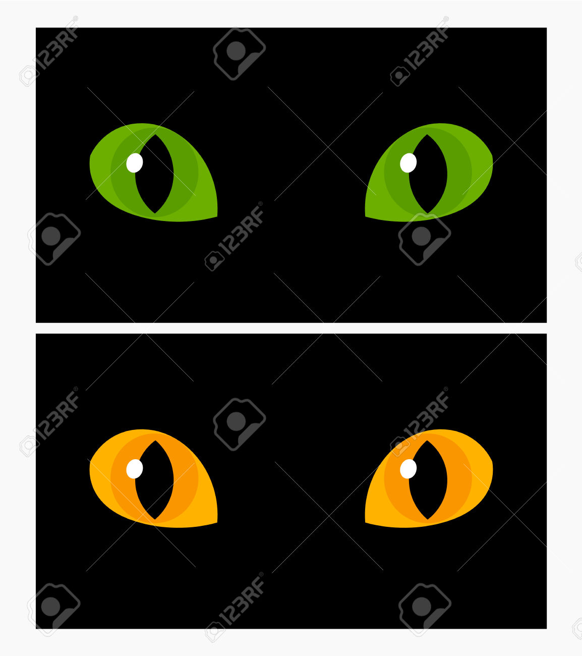 Yellow Eyes clipart #4, Download drawings