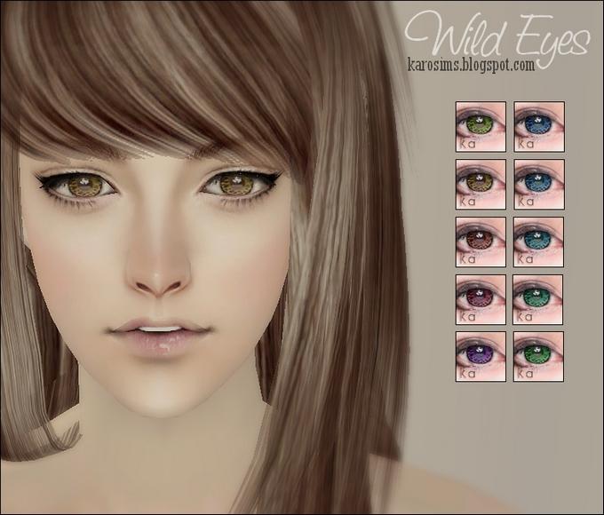 Yellow Eyes coloring #13, Download drawings