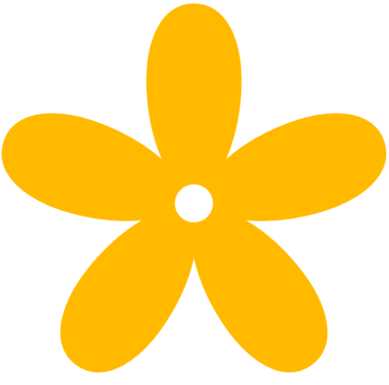Yellow Flower clipart #10, Download drawings