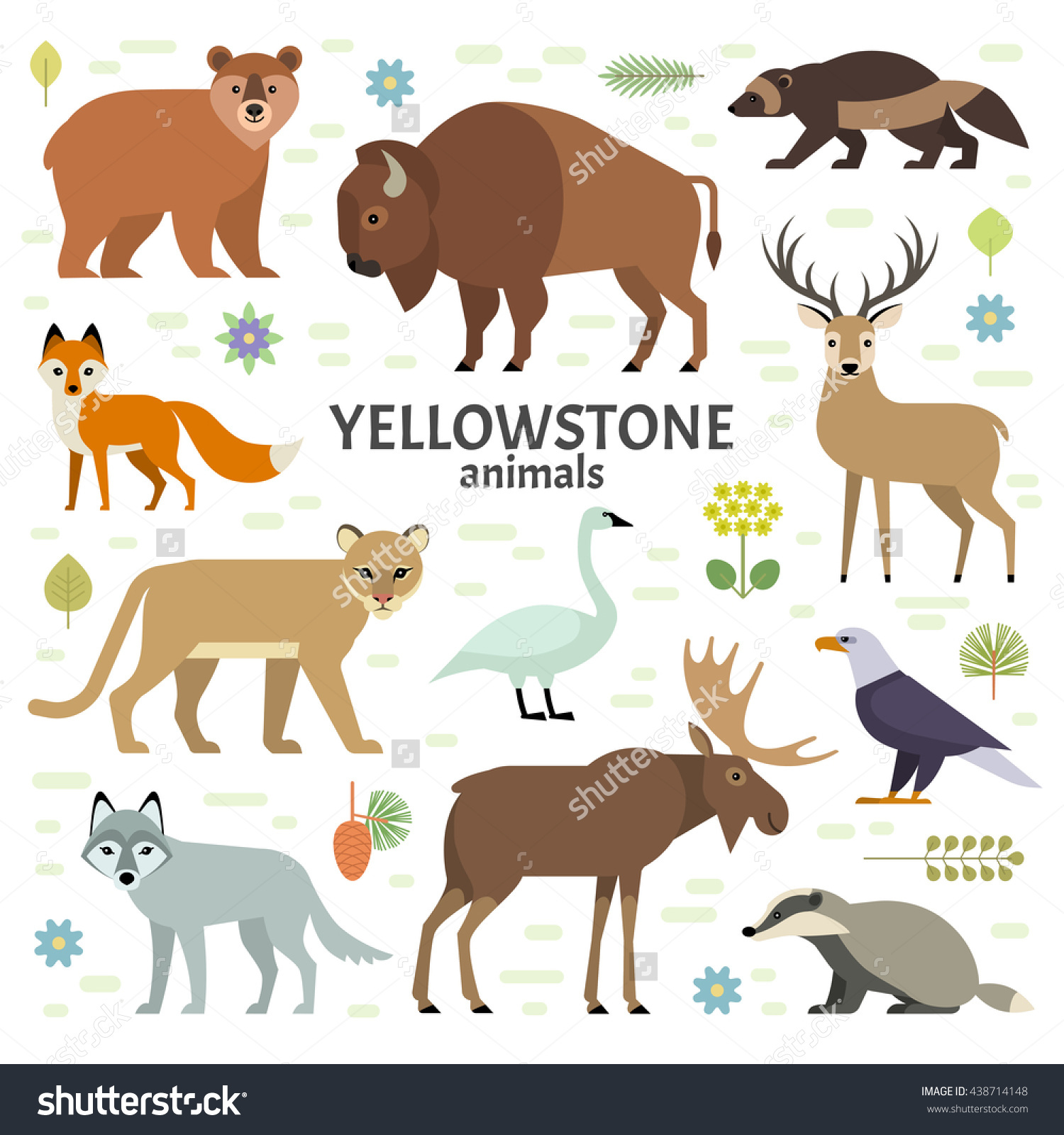 Yellowstone clipart #2, Download drawings