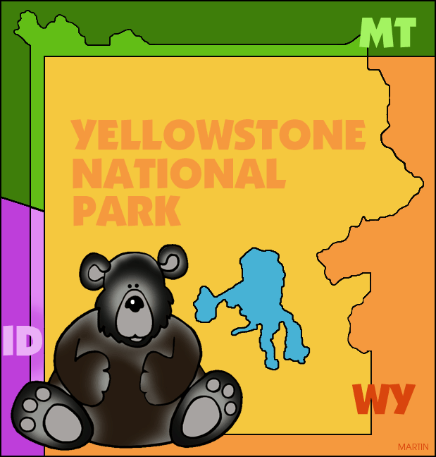 Yellowstone clipart #11, Download drawings