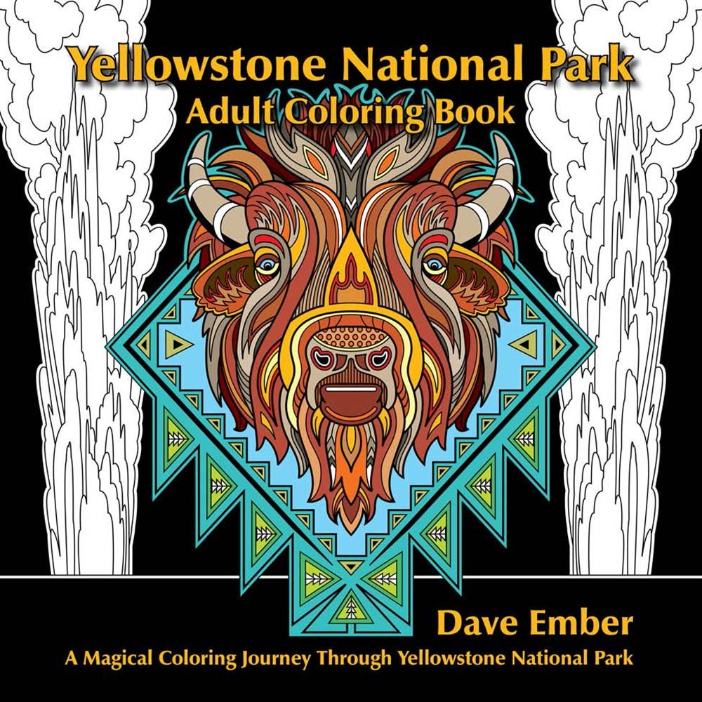 Yellowstone Falls coloring #15, Download drawings