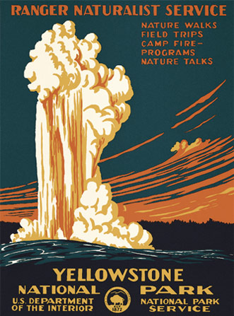 Yellowstone Falls coloring #11, Download drawings