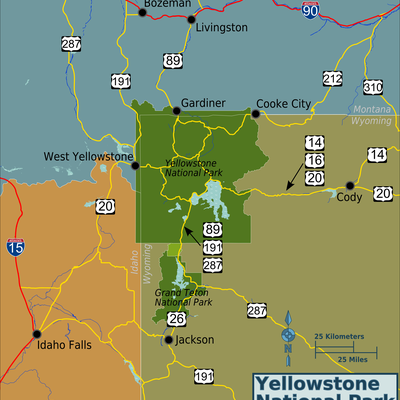 Yellowstone National Park svg #20, Download drawings