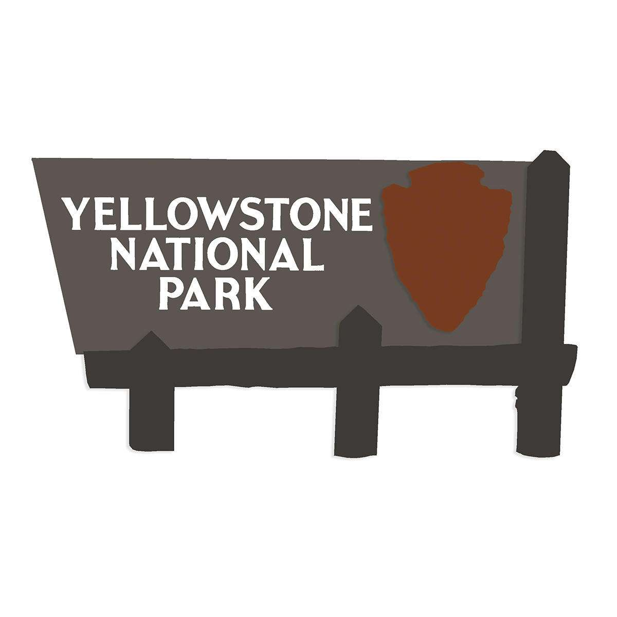 Yellowstone National Park svg #9, Download drawings