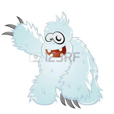 Yeti clipart #12, Download drawings