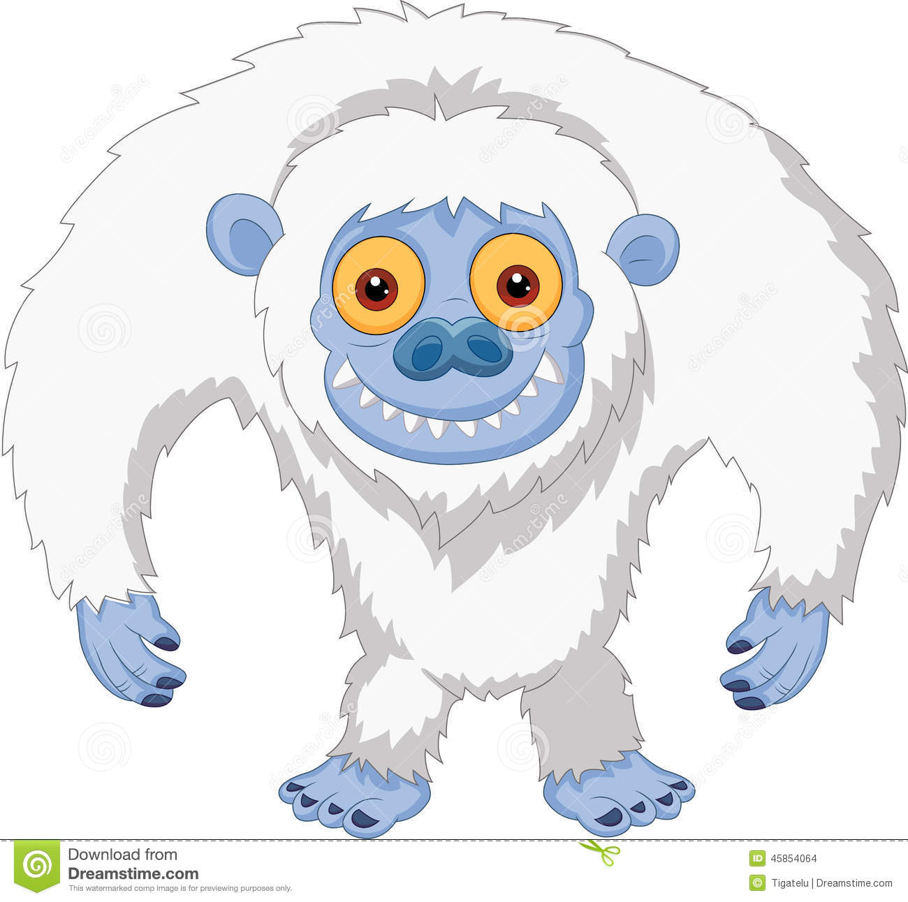 Yeti clipart #14, Download drawings