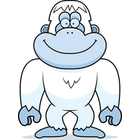 Yeti clipart #8, Download drawings