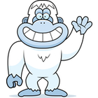 Yeti clipart #20, Download drawings