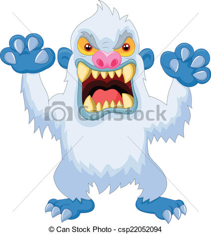 Yeti clipart #17, Download drawings