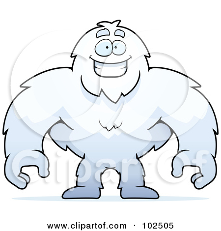 Yeti clipart #10, Download drawings