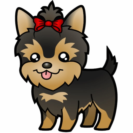 Yorkies clipart #20, Download drawings