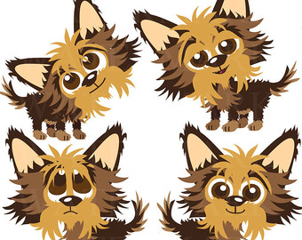 Yorkies clipart #16, Download drawings