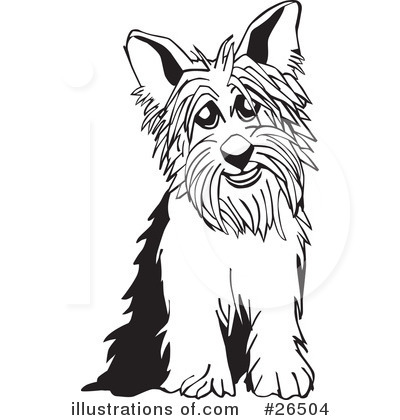 Yorkies clipart #14, Download drawings