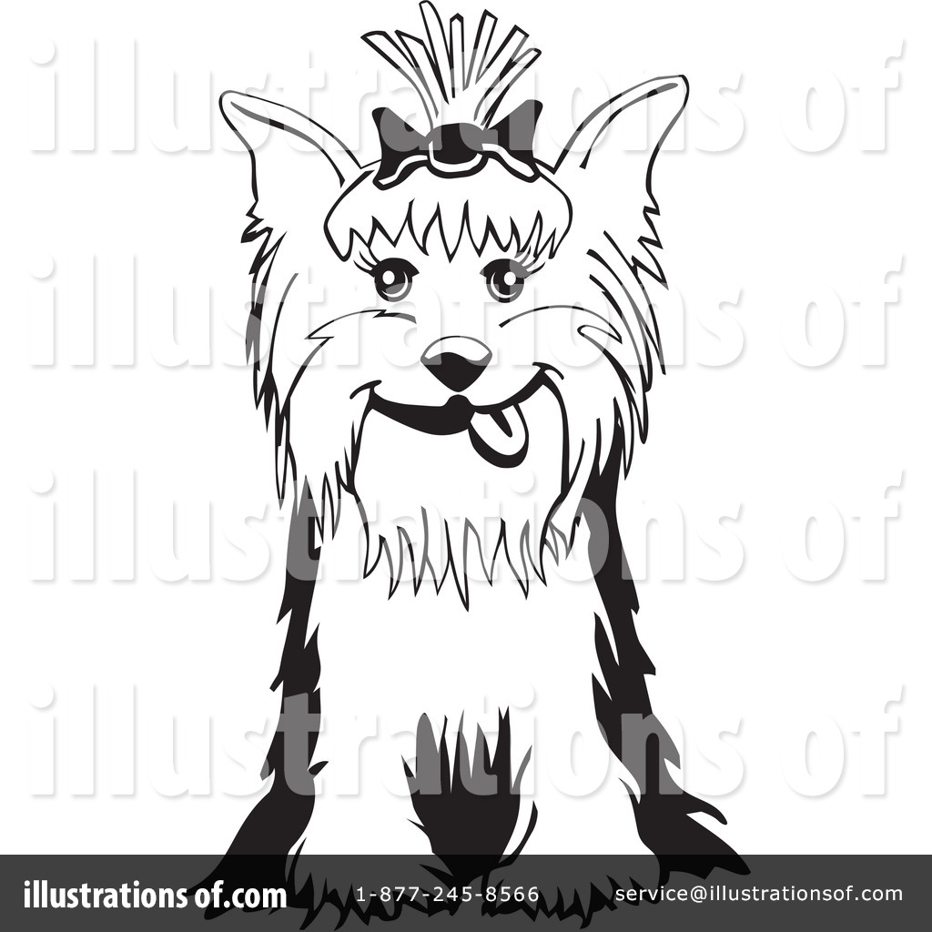 Yorkies clipart #15, Download drawings