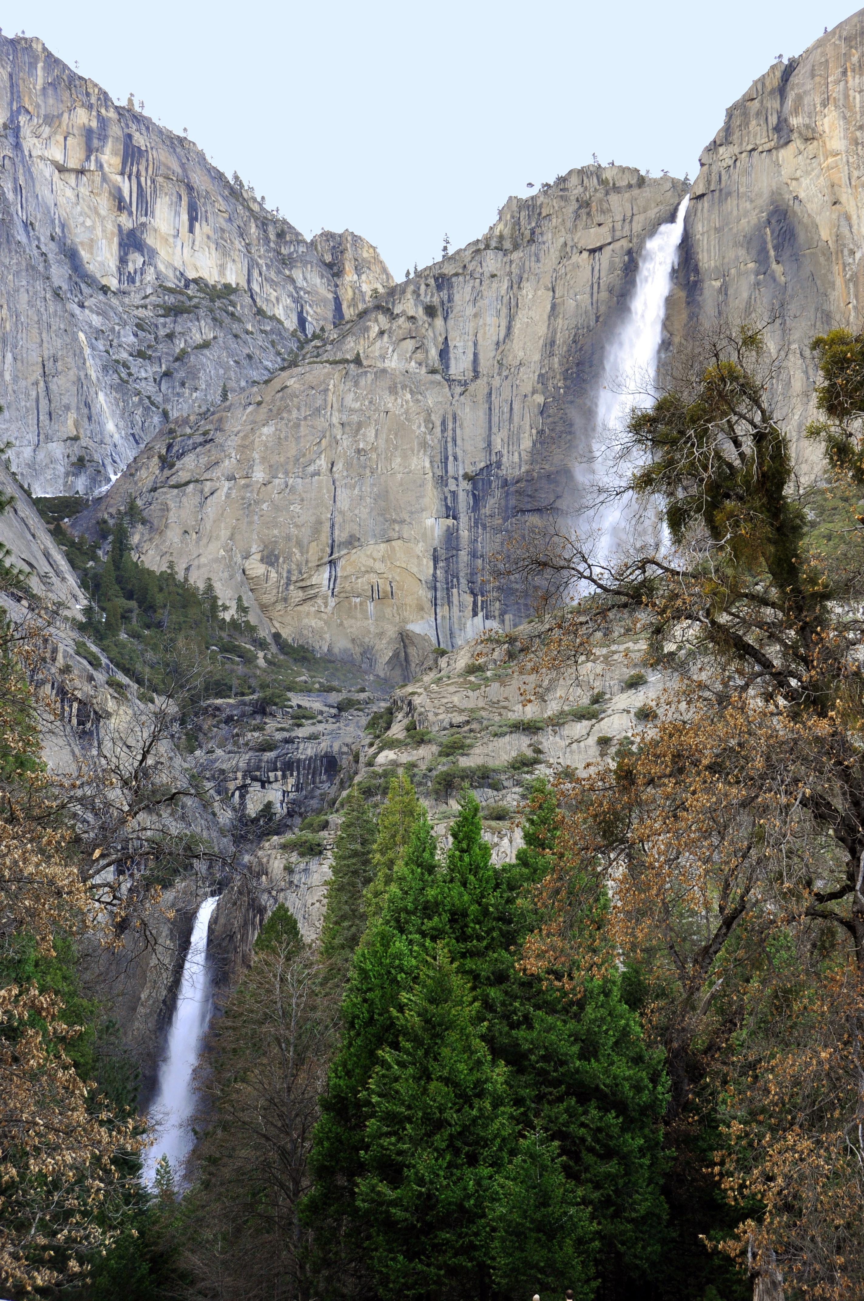 Yosemite Falls svg #13, Download drawings