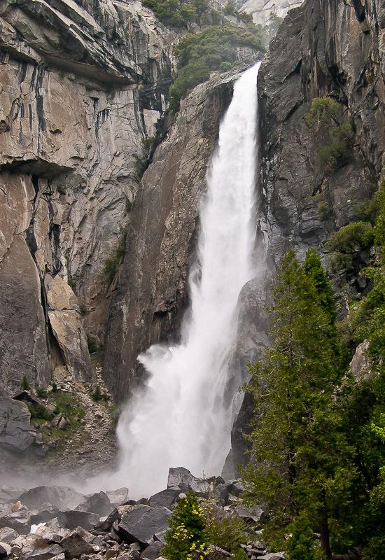 Yosemite Falls svg #9, Download drawings