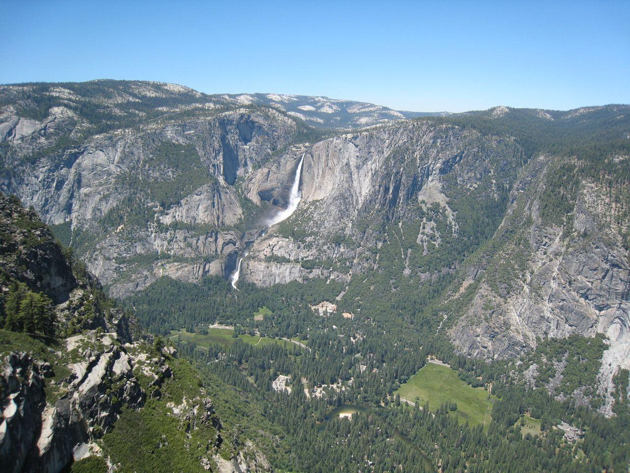 Yosemite Falls svg #16, Download drawings