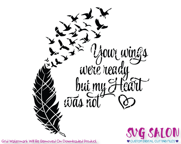 your wings were ready svg #9, Download drawings
